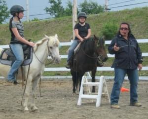 Équitation X-Equo pour mieux communiquer avec son cheval