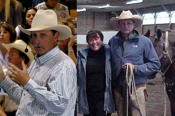 Mark Rashid:  Grand »horseman» qui s'inspire des arts martiaux